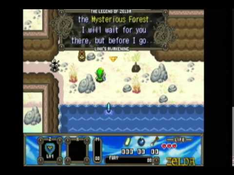 Pandora Easy RPG 0 2 2 Zelda Links Awakening Remake RPG Maker 2000 Game