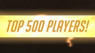 Overwatch - Top 500 Rank Best Plays