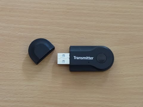 Bluetooth Audio Transmitter - Make Any Device Bluetooth Enabled!