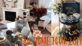 Fall Home Tour 2019 | Farmhouse Decor