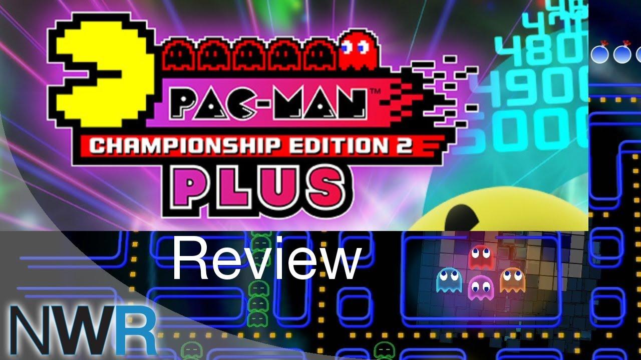pacman champion edition 2 plus