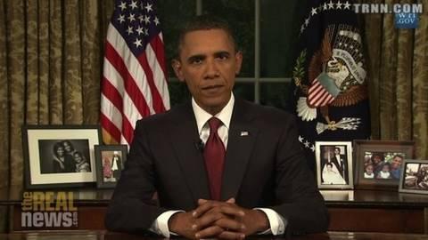 """Obama's """"New Dawn"""" in Iraq"""