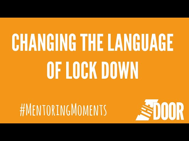 Changing the language of Lock Down