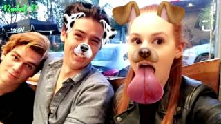 ► RIVERDALE CAST ||  FUNNY MOMENTS ^_^