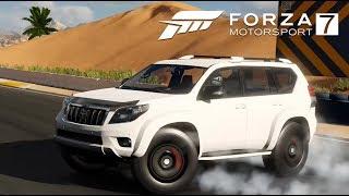Forza Motorsport 7 - 590HP Diesel Beast - Toyota Land Cruiser Arctic Trucks AT37