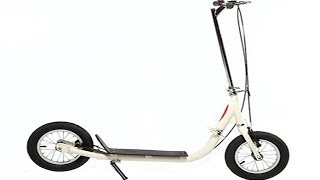 Random Review: Sidewalker Adult Scooter | Episode 2 | Jacob n Paula