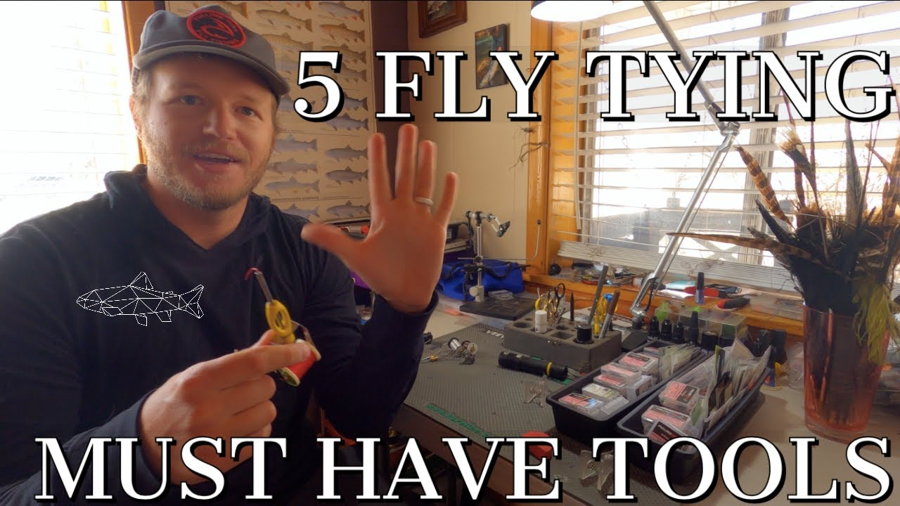5 Favorite Tying Things