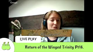 Return of the Winged Trinity Pt16.  Alternative History