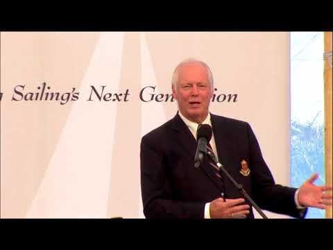 2017 Induction Ceremony for the National Sailing Hall of Fame