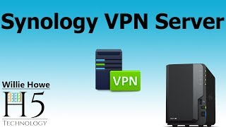 Synology VPN Server Setup