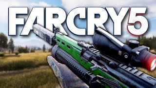 INCREDIBLE NEW SMG (Far Cry 5)