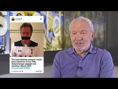 Lord Sugar and the naked truth about social media