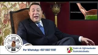 Reflujo Gastroesofágico Doctor Luis Javier Cárdenas
