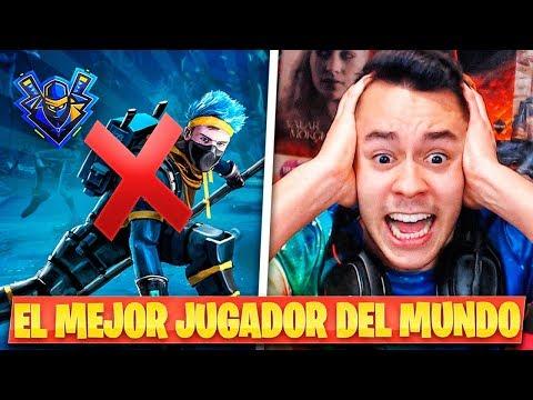 EL MEJOR JUGADOR DE FORTNITE NO ES NINJA