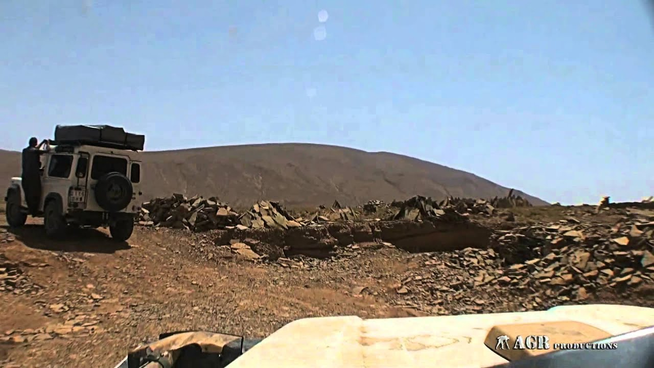LAND ROVER EXPEDITION TO MOROCCO DRAMATIC SCENERY Part 1