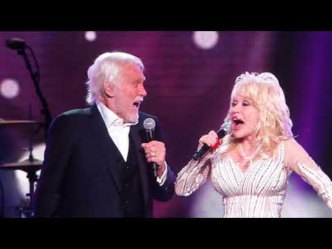Kenny Rogers Dolly Parton - All for the gambler - Island in the stream