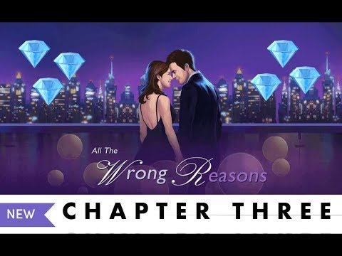 All The Wrong Reasons Chapter 3 | LOVE SCENE INCLUDED | Used | Chapters: Interactive Stories