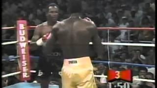 Mike McCallum vs Donald Curry