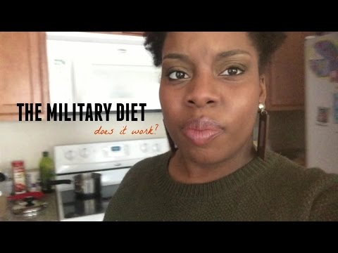 Lose 10 lbs in 3 Days: Military Diet Does it work?