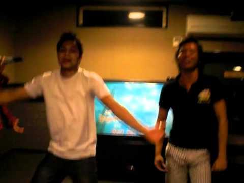 kako boys in karaoke..