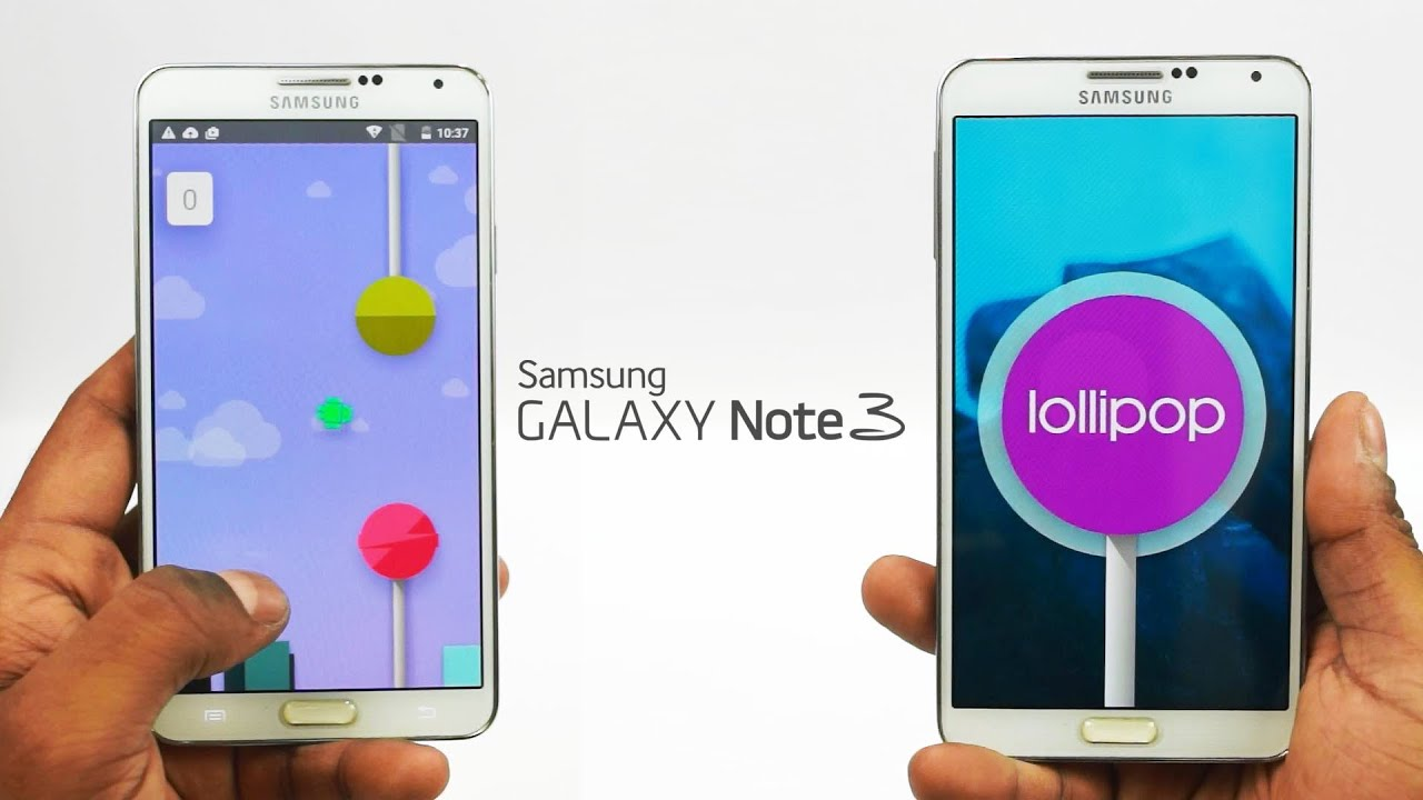 Samsung galaxy note 3 android 5 0 lollipop update leaks - Galaxy Note 3 Android 5 0 Lollipop Cyanogenmod 12 Unofficial N9005 Install Instructions Youtube
