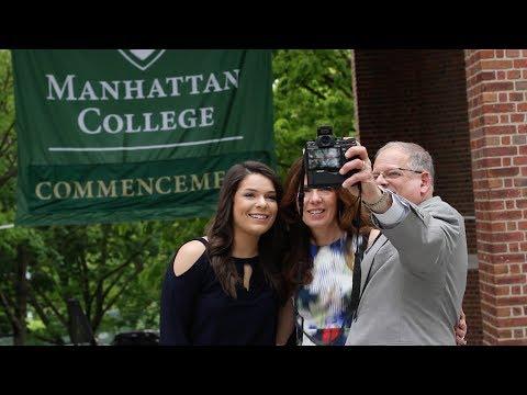 Parents Discuss Manhattan College