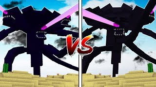 THE WITHER STORM vs THE WITHER STORM!!