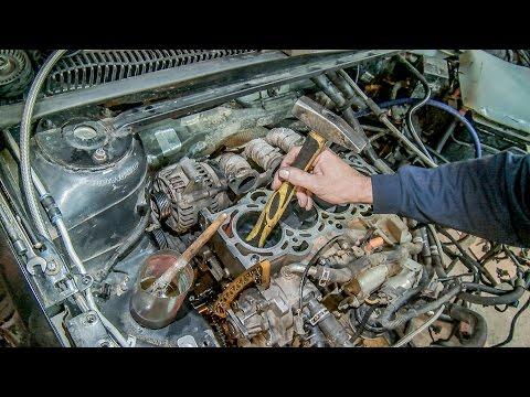Как Скобари готовятся к ралли? Ремонтируем двигатель на Ford Fiesta