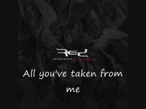RED - Mystery of You Lyrics