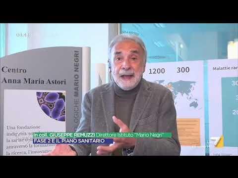 Coronavirus, Giuseppe Remuzzi conferma: 'La malattia sta cambiando, malati sono meno gravi'