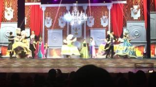 Волшебное шоу Астана 2016