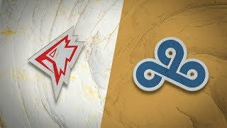 GRF vs C9 | Worlds Group Stage Day 6 | Griffin vs Cloud9 (2019)