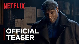 Some books go way beyond a story. omar sy is assane diop gentleman-thief, in lupin. coming january on netflix.subscribe: http://bit.ly/29qbut7about netfli...