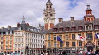 Régions de France: le Nord Pas de Calais