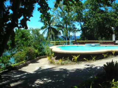 Mindanao villa arcadia beach Resort