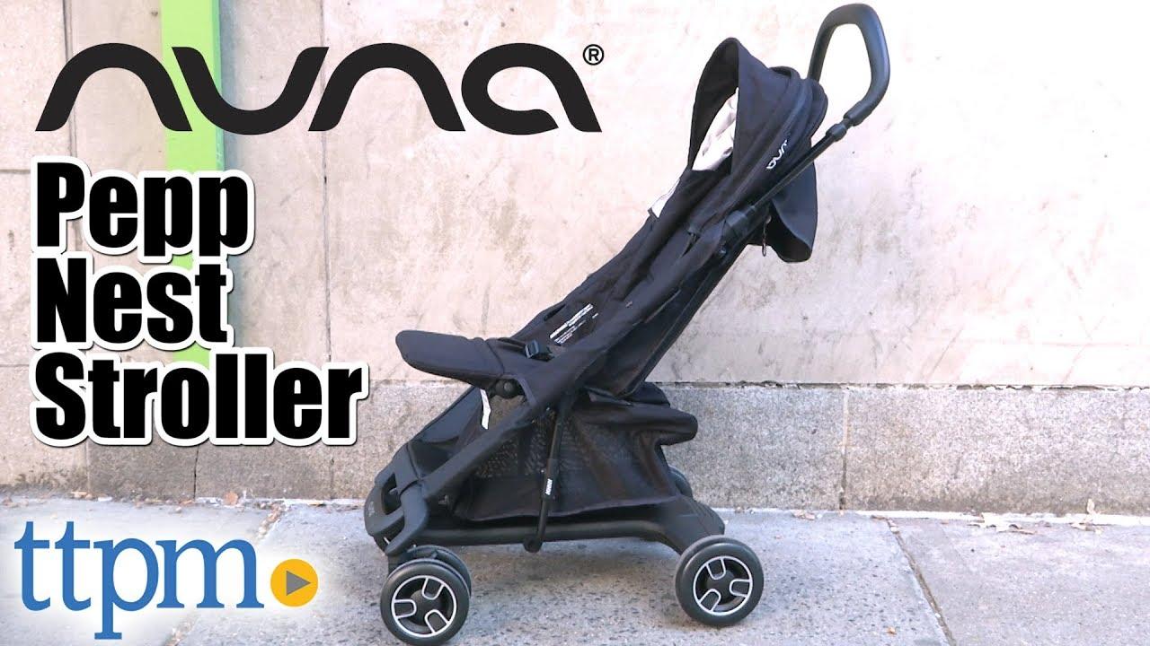Pepp Next Stroller From Nuna Youtube