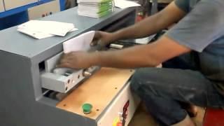 Perfect book binding Machine ( MINI BOUND ) UNIQUEBOUND
