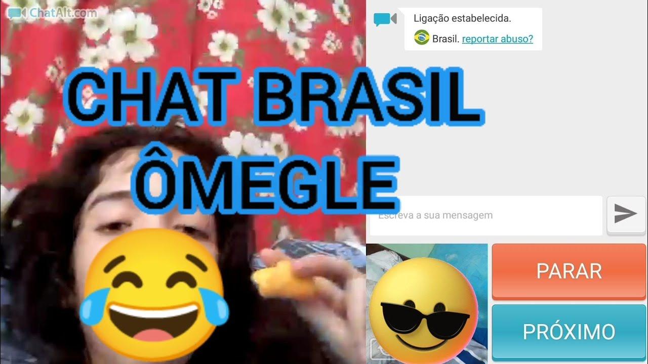 Brasil entrar chat omegle Omegle USA