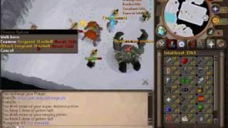 random bandos run | krato54