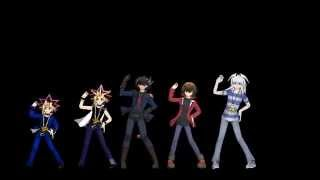 Repeat youtube video [MMD YuGiOh] It's Your Move (Tik Tok Parody) WIP