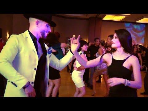 "Jorge ""Ataca"" Burgos Salsa Dancing @ 2018 Houston Salsa Congress!"