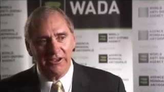 World Anti-Doping Agency (WADA) - President  John Fahey - Anti Doping through Education, Detection