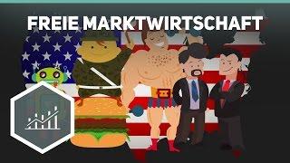 Freie Marktwirtschaft - einfach erklärt ● Gehe auf SIMPLECLUB.DE/GO
