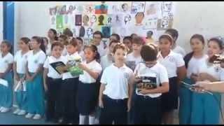 HIMNO A JOSE LEONARDO CHIRINO U.E SRA DEL CARMEN. MUNICIPIO ESCOLAR CARIRUBANA EDO FALCON