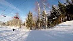 Ski Mont St Sauveur 2017