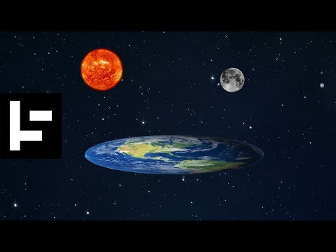 10 Hilarious Theories Believed in by the Flat Earth Society thumbnail