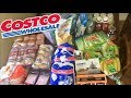 COSTCO HAUL! | LOW BUDGET AUGUST