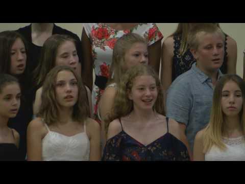 Ottoson 8th Grade Recognition - June 21, 2017 - 9 am Ceremony