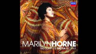 """Marilyn Horne: """"Mon coeur s'ouvre a ta voix"""""""