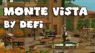 The Sims 3: Monte Vista - Special video